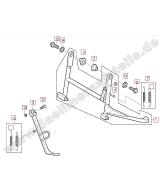 ersatzteile daelim freewing s2 125 euro2 2004 05. Black Bedroom Furniture Sets. Home Design Ideas