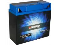 Afam Zubehör Shido Lithium lonen Batterie 51913