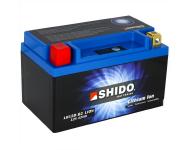 Afam Zubehör Shido Lithium lonen Batterie YB12B-B2