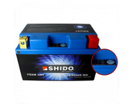 Afam Zubehör Shido Lithium lonen Batterie YB12L-B