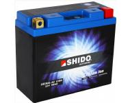 Afam Zubehör Shido Lithium lonen Batterie YB16AL-A2