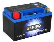 Afam Zubehör Shido Lithium lonen Batterie YT12A-BS
