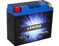 Afam Zubehör Shido Lithium lonen Batterie YT12B-BS