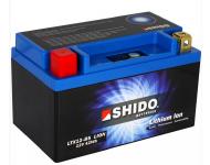 Afam Zubehör Shido Lithium lonen Batterie YTX12-BS