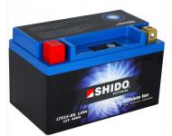 Afam Zubehör Shido Lithium lonen Batterie YTX14L-BS