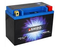 Afam Zubehör Shido Lithium Batterie YTX15L-BS