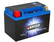 Afam Zubehör Shido Lithium lonen Batterie YTX16-BS-1