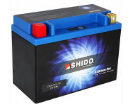 Afam Zubehör Shido Lithium lonen Batterie YTX20-BS