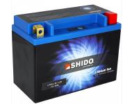 Afam Zubehör Shido Lithium lonen Batterie YTX20L-BS