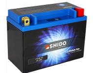 Afam Zubehör Shido Lithium lonen Batterie YTX24HL-BS