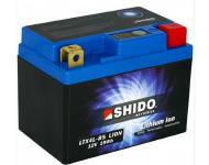 Afam Zubehör Shido Lithium Ionen Batterie YTX4L-BS
