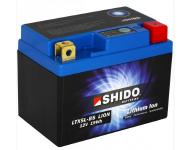 Afam Zubehör Shido Lithium Ionen Batterie YTX5L-BS