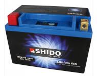 Afam Zubehör Shido Lithium Ionen Batterie YTX9-BS