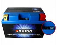 Afam Zubehör Shido Lithium lonen Batterie YTZ10S