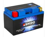 Afam Zubehör Shido Lithium Ionen Batterie YTZ12S