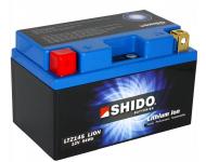 Afam Zubehör Shido Lithium Ionen Batterie YTZ14S