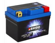 Afam Zubehör Shido Lithium Ionen Batterie YTZ7S