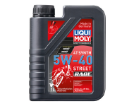Liqui Moly Zubehör Motoröl Liqui Moly Motorbike 4T Synth 5W-40 Race 1L