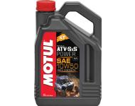 Motul Zubehör Motoröl Motul ATV SXS Power 4T 10W-50 4L
