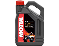 Motul Zubehör Motoröl Motul 7100 4T 10W-40 4L