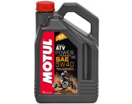 Motul Zubehör Motoröl Motul ATV Power 4T 5W-40 4L