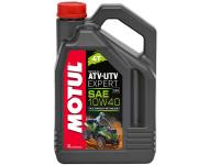 Motul Zubehör Motoröl Motul ATV UTV Expert 4T 10W-40 4L