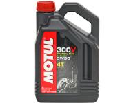 Motul Zubehör Motoröl Motul 300V Factory Line 4T 5W-30 4L