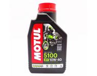 Motul Accessories Motoröl Motul 5100 4T 10W-40 1L