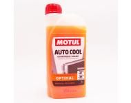 Motul Accessories Kühlflüssigkeit Motul Auto Cool Optimal - 37 Grad 1L