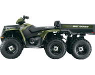 Polaris Sportsman Big Boss  6x6  Polaris Sportsman