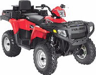 Polaris Sportsman X2 500/800  Polaris Sportsman