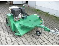 Team Suzuki Mayer Zubehör ATV Mähwerk Schlegelmulcher Rasenmäher