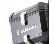 """SUZUKI Zubehör 2 Schlösser - """"Alu Box"""" Top-Case"""