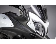 SUZUKI Zubehör Dekor-Kit V-Strom 650 (schwarz)