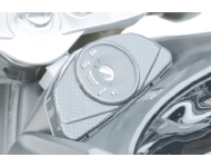 SUZUKI Zubehör Zündschlossabdeckung, Carbon Optik