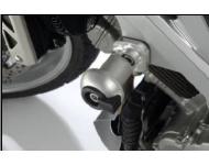 SUZUKI Zubehör Crash-Pad Montagesatz, schwarz