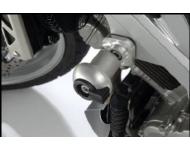 SUZUKI Zubehör Crash-Pad Montagesatz, silber