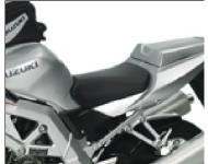 SUZUKI Zubehör Sitzbank, niedrig für Modell K3