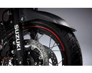 SUZUKI Zubehör Suzuki-Folie für Vorderradgabel